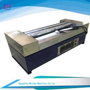 单辊热熔胶滚胶机
